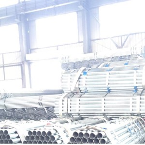 Water Used Hot Rolled Black ERW Carbon Round Steel Pipe