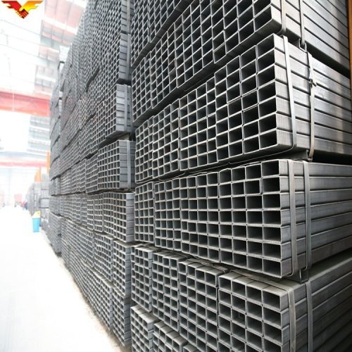 Premium Quality Steel Structural Tianjin Youfa Brand Welded Rectangular and Square Pipe Tube