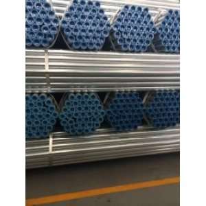 Hot Sales Hot Dipped Galvanized Welded Round Steel Pipe, 1/2