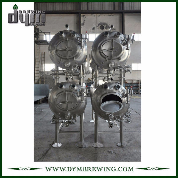 Industrial Customized 10bbl Horizontal Fermenter (EV 10BBL, TV 13BBL) for Making Craft Beer