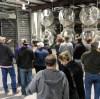 Tanque horizontal de DYM para cerveza Lagering