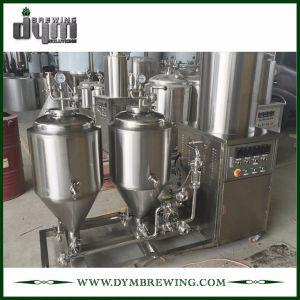 Système de brassage de bière pilote 100L personnalisé pour brasserie de pub