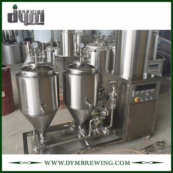 Customized 100L Pilot Beer Brewing System for Pub Brewery