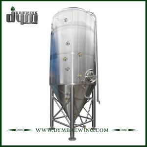 Fermentador Unitank 50bbl personalizado profesional para fermentación de cervecería con chaqueta de glicol