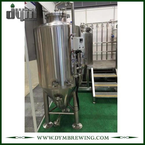 Fermentador Unitank 300L personalizado profesional para fermentación de cervecería con chaqueta de glicol