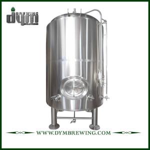 Réservoir de bière lumineux personnalisé 40HL pour brassage de pub