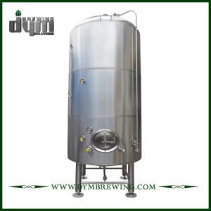 Réservoir de bière lumineux 80HL personnalisé pour brassage de pub