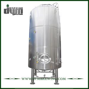 Réservoir de bière lumineux 100HL personnalisé pour brassage de pub