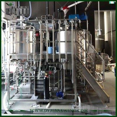Calefacción eléctrica SUS304 de alta calidad de 2 recipientes Brewhouse para la venta
