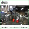 Customized Industrial Electric Heating 4 Vessels Craft Beer Brewing Equipment for Brewhouse