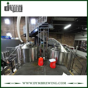 Customized Industrial 4 Vessels Electric Heating Brewhouse for Brewery