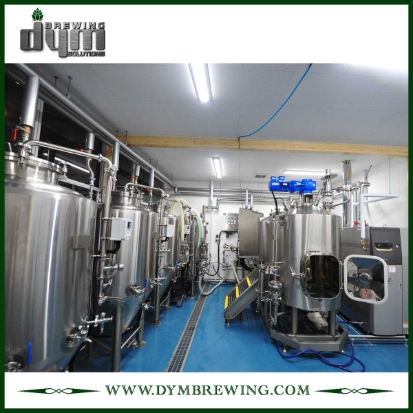 Stainless Steel Brewing Beer Equipment for Sale | 7BBL Small Scale Beer Brewing Machine  For Sale