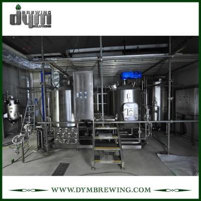 Cervecería de cerveza nano personalizada de alta calidad 8BBL para la venta