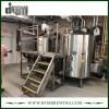 SUS304 Equipo de elaboración de cerveza nano llave en mano 10bbl de acero inoxidable para cervecería