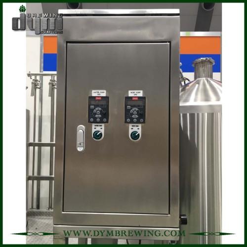 Equipo de elaboración de cerveza de acero inoxidable de diseño profesional 500L para la venta