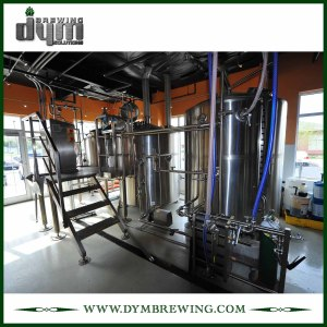 Easy to Operate Food Grade 7BBL Craft Beer Brewing Equipment for Hotel