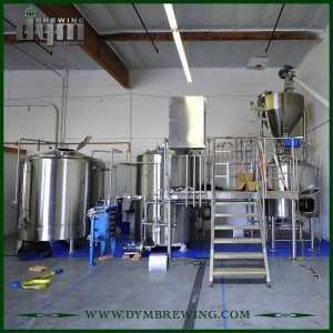 Discount High Quality Stainless Steel 10BBL Brewhouse for Sale