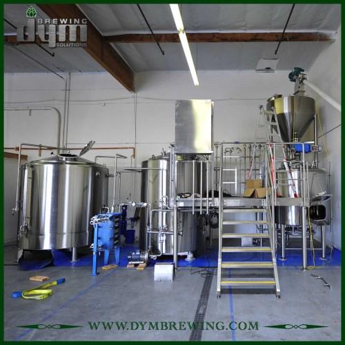 Descuento de alta calidad de acero inoxidable 10BBL Brewhouse en venta