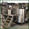 Equipo de elaboración de cerveza artesanal micro comercial 10bbl personalizado
