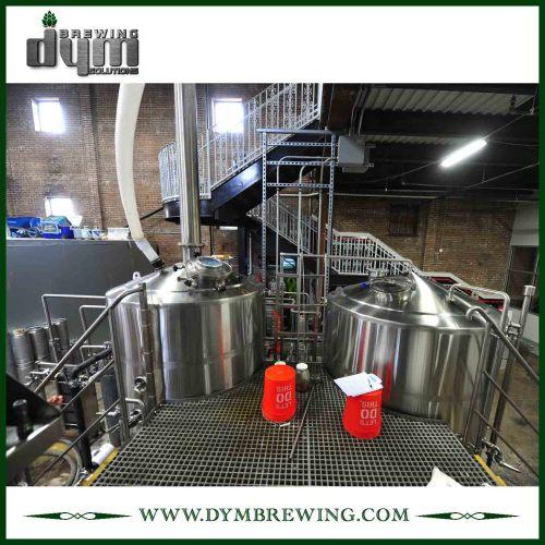 Equipo de elaboración de cerveza artesanal micro comercial 7bbl personalizado