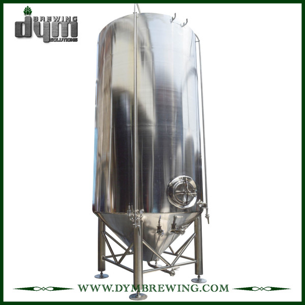 Professional Customized 120bbl Unitank Fermenter for Beer Brewery Fermentation with Glycol Jacket
