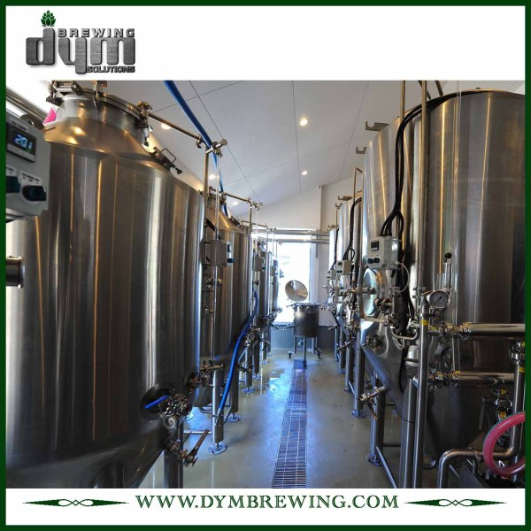 Professional Customized 500L Unitank Fermenter for Beer Brewery Fermentation with Glycol Jacket