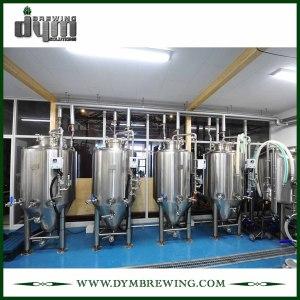 Fermenteur 600L Unitank adapté aux besoins du client professionnel pour la fermentation de brasserie de bière avec la veste de glycol