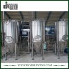 Professional Customized 120L Unitank Fermenter for Beer Brewery Fermentation with Glycol Jacket