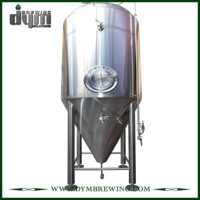 Fermentador Unitank 30bbl personalizado profesional para fermentación de cervecería con chaqueta de glicol