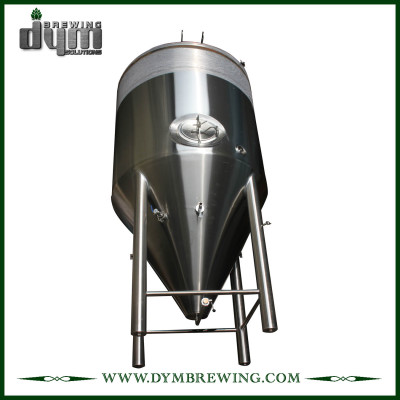 Fermentador Unitank 60bbl personalizado profesional para fermentación de cervecería con chaqueta de glicol
