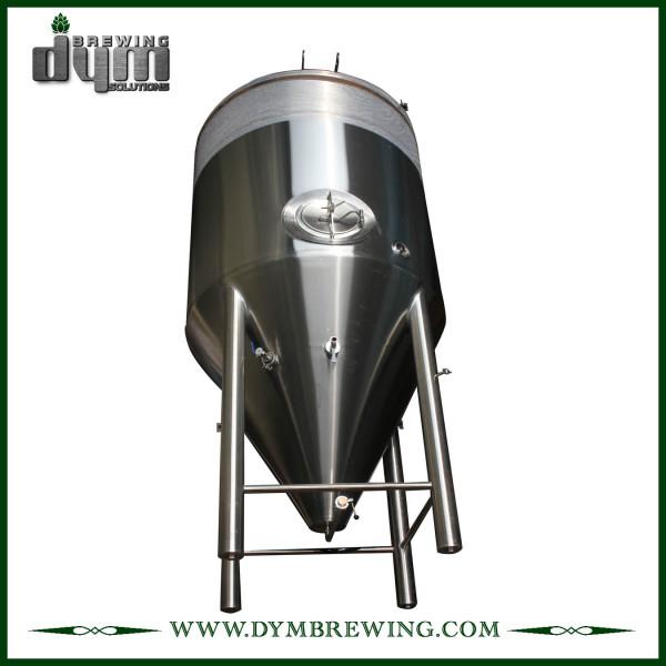 Профессиональный индивидуальный ферментер Unitank на 60 баррель для ферментации пивоваренного завода с гликолевой рубашкой