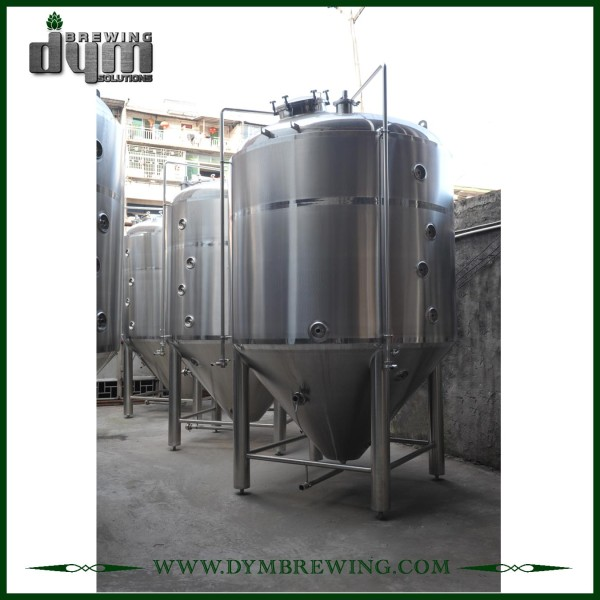 Professional Customized 80bbl Unitank Fermenter for Beer Brewery Fermentation with Glycol Jacket