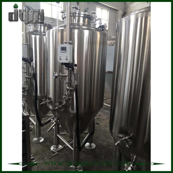 Fermenteur 2bbl Unitank adapté aux besoins du client par professionnel pour la fermentation de brasserie de bière avec la veste de glycol