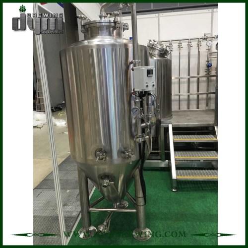Fermentador Unitank de 5bbl personalizado profesional para fermentación de cervecería con chaqueta de glicol