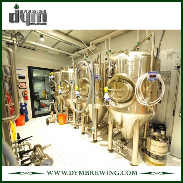 Professional Customized 5bbl Unitank Fermenter for Beer Brewery Fermentation with Glycol Jacket