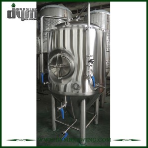 7BBL High Quality Stainless Steel Fermenter Vessels for Beer Brewery