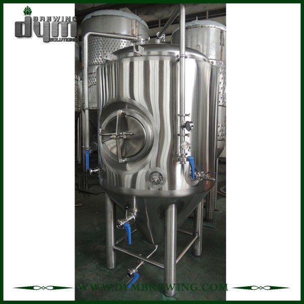 Professional Customized 7bbl Unitank Fermenter for Beer Brewery Fermentation with Glycol Jacket