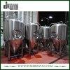 Fermentador Unitank de 15bbl personalizado profesional para fermentación de cervecería con chaqueta de glicol