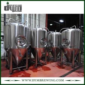 Fermenteur 15bbl Unitank adapté aux besoins du client par professionnel pour la fermentation de brasserie de bière avec la veste de glycol