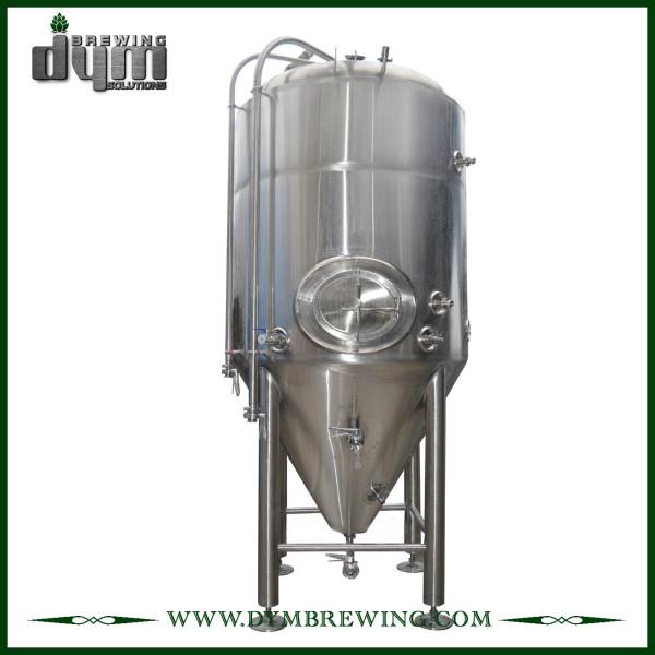 Fermenteur 20bbl Unitank adapté aux besoins du client par professionnel pour la fermentation de brasserie de bière avec la veste de glycol