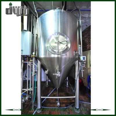 Tecnología de producción avanzada Fermentador de kombucha de 20bbl (EV 20BBL, TV 26BBL) con cubierta de glicol para bar de hotel