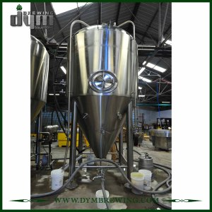 Advanced Production Technology 60bbl Kombucha Fermenter (EV 60BBL, TV 78BBL) with Glycol Jacket for Hotel Bar