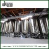 Advanced Production Technology 100bbl Kombucha Fermenter (EV 100BBL, TV 130BBL) with Glycol Jacket for Hotel Bar