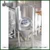 Tanques de fermentación de vino de 20bbl de acero inoxidable de alta eficiencia (EV 20BBL, TV 26BBL) a la venta