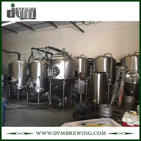 High Efficiency Stainless Steel 20bbl Wine Fermenting Tanks (EV 20BBL, TV 26BBL) for Sale