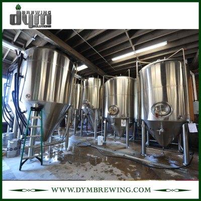 Tanques de fermentación de vino de acero inoxidable de alta eficiencia 40bbl (EV 40BBL, TV 52BBL) a la venta