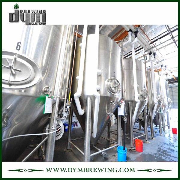 Tanques de fermentación de vino de acero inoxidable de alta eficiencia 60bbl (EV 60BBL, TV 78BBL) a la venta
