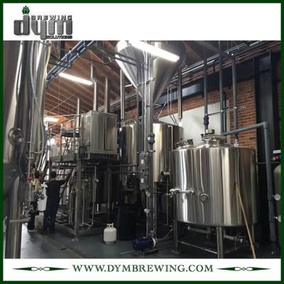 Equipo de elaboración de cerveza artesanal micro comercial personalizado 15bbl
