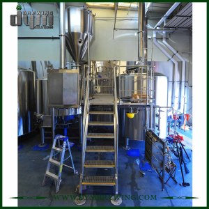Customized Commercial 20bbl Micro Craft Beer Brewing Equipment