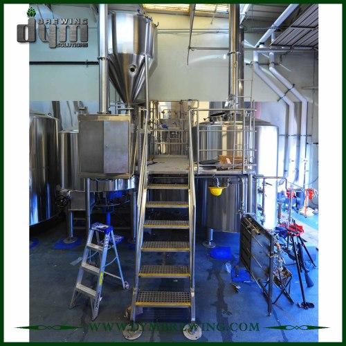 Equipo micro modificado para requisitos particulares de la elaboración de la cerveza del arte de 20BBL comercial para el hotel